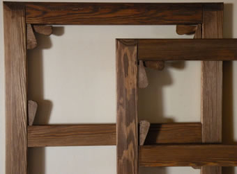 restauration de tableaux anciens cr ation des ch ssis. Black Bedroom Furniture Sets. Home Design Ideas